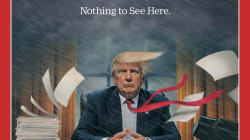 Le premier mois de Trump à la Maison Blanche résumé en une