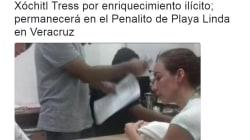 Dictan prisión preventiva a supuesta novia de Duarte; ingresa al