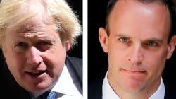 Estos son los posibles aspirantes al liderazgo 'tory' si May pierde la moción de