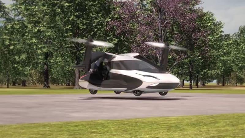Flying Car Terrafugia Cost