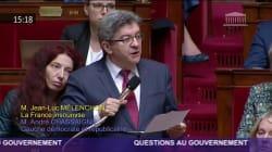Mélenchon a reçu une rare ovation de LREM et LR pour cet hommage à Arnaud