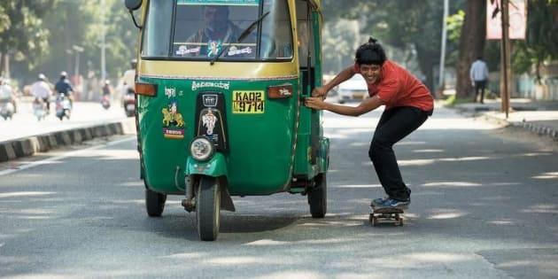 Atita Verghese est sur le point de révolutionner la pratique du skateboard en Inde.