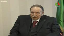 Bouteflika dans une rare apparition à la
