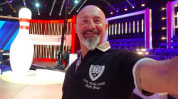 Vincent Lagaf' dévoile les premières images de son émission de bowling sur