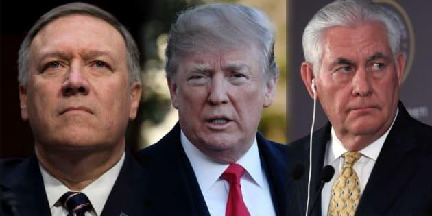 Usa, Trump silura Tillerson: al suo posto Pompeo