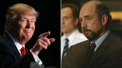 West Wing Actor Richard Schiff Got #PresidentBawbag Trending And It Was