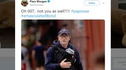 Des papas répondent à ce présentateur qui trouve que Daniel Craig est