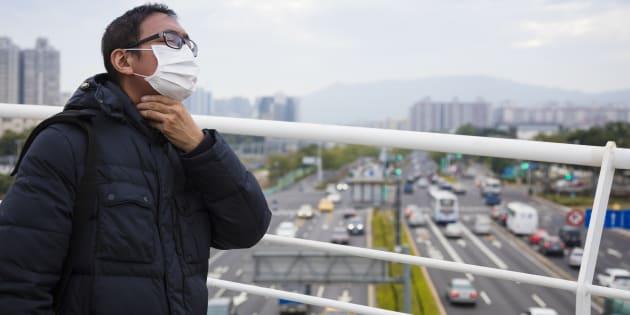 L'air pollué des grandes villes va-t-il devenir irrespirable?