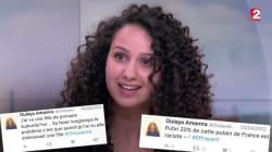 Oulaya Amamra, César du Meilleur espoir féminin, s'explique sur ses tweets