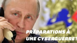 La Russie souhaite se déconnecter d'internet en vue d'une