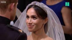 Ces regards entre Meghan Markle et le prince Harry ont fait fondre tout le