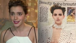 Emma Watson Is 'Confused' About Anti-Feminist Backlash To Vanity Fair