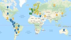 Venezuela: la carte des soutiens de Maduro et ceux de
