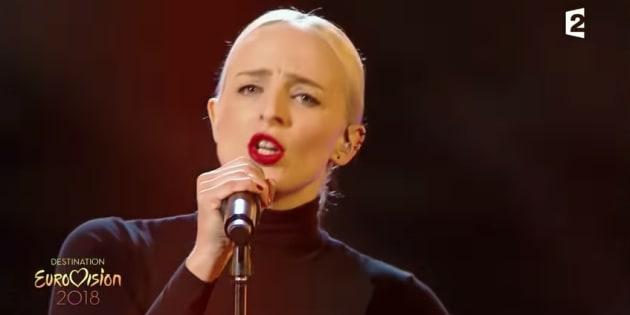 Madame Monsieur représentera la France à l'Eurovision en mai prochain.
