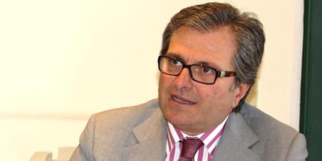 Martino Tamburrano, ex presidente della Provincia di Taranto