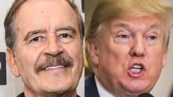 Un ancien président mexicain fait la promotion d'un chandail qui se moque de