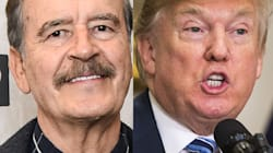 Former Mexican President Vicente Fox Promotes Donald Trump-Trolling