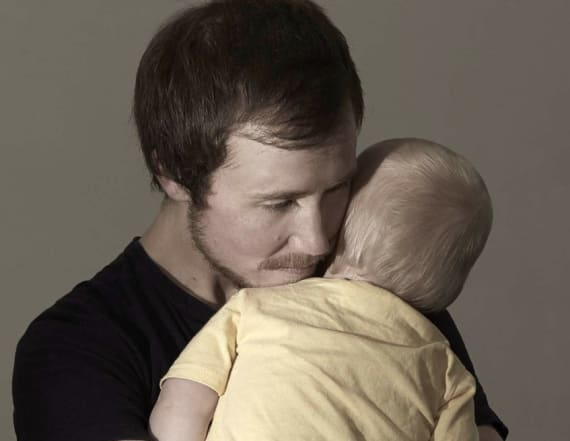 Transgender man fights to be named father of child
