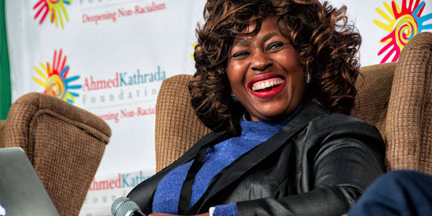 Makhosi Khoza quits 'alien and corrupt' ANC
