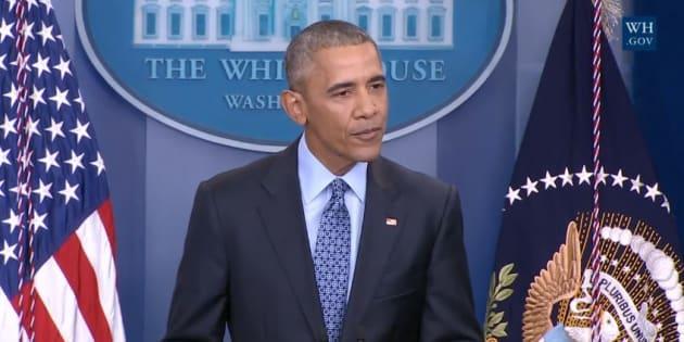 """A sa dernière conférence de presse, Barack Obama estime que """"justice a été rendue"""" dans l'affaire Chelsea Manning"""