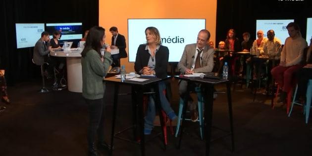 """""""Le Média"""" se lance sans Mélenchon mais avec son soutien."""