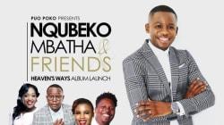 Gospel Great Nqubeko Mbatha's Album Launch Was A Resounding
