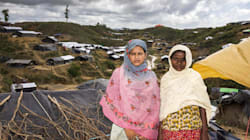 #MeToo Must Fight For Women In Refugee Camps, Not Just On Red
