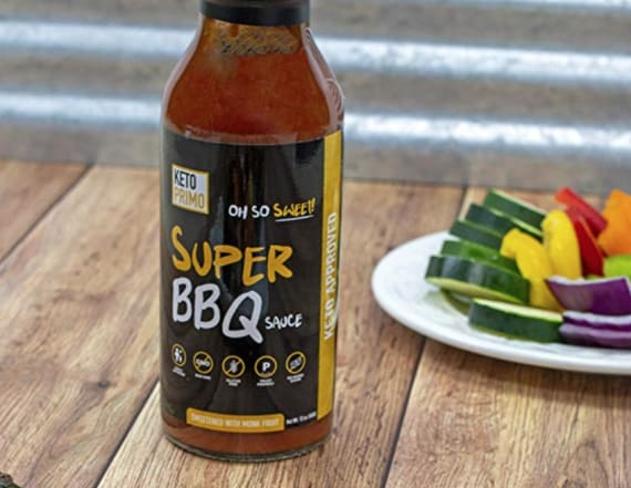 Keto fans will love this sugar-free BBQ sauce