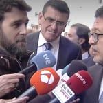 El 'corte' de Gonzo al líder de Vox en Andalucía que provoca un 'tierra trágame' histórico: