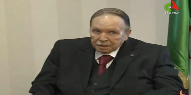 AbdelazizBouteflika dans une rare apparition à la télévision