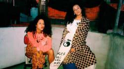 Com quase nada, essas gêmeas viraram ícones de moda da favela e de todo o