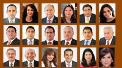 Ellos son los 33 senadores que decidirán si avanza la Ley de Seguridad
