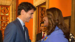 A Mexican Journalist Asked Trudeau For A Photo And Of Course He