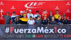 F1 levantará el ánimo de los mexicanos después del