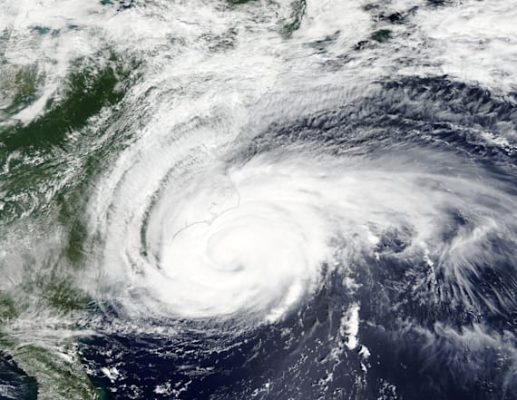 Hurricane Florence helped to create new storms