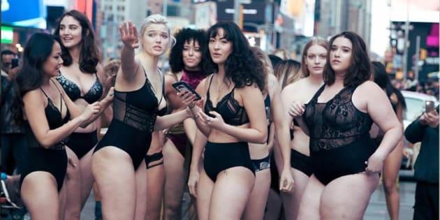 Una de las imágenes difundidas por la modelo Khrystyana en su cuenta de Instagram.