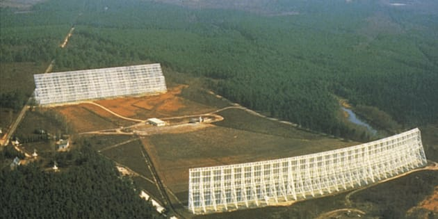 Ce grand télescope français va chercher des signaux extraterrestres