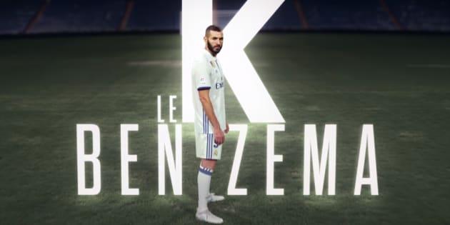 """""""Le K Benzema"""" diffusé ce dimanche 12 novembre a été largement commenté sur Twitter."""