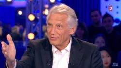 Dominique de Villepin accuse Yann Moix de défendre des