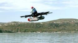 Este es el auto volador que el cofundador de Google quiere