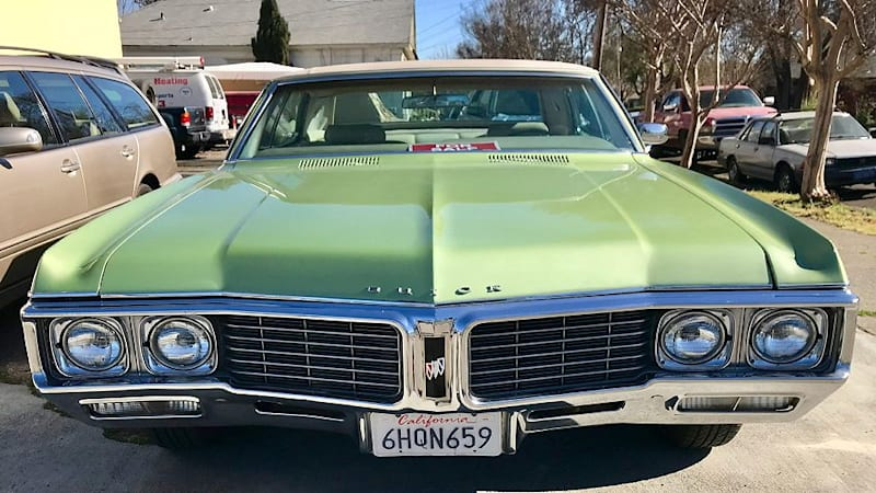 Autoblog Classifieds Finds: 1970 Buick Electra 225