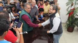 El PRI y el Verde tan amigos como siempre y van juntos por la gubernatura de