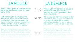 Tarnac : le récit de la nuit des sabotages, selon l'accusation et selon la