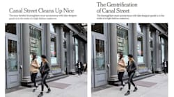 The Genteel Racism Behind The New York Times' Canal Street Gentrification