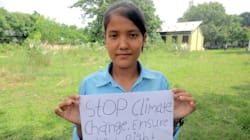 While The Adults Meet On Climate Change, Youth Are