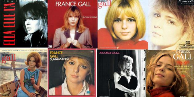 """""""Elle, elle l'a"""", """"Les sucettes""""... QUIZ - Ces 25 tubes de France Gall sont-ils de Michel Berger, Serge Gainsbourg (ou aucun des deux)"""