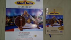 Mahatma Gandhi's Picture Was Never Featured On KVIC Calendar, Say