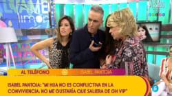 Isabel Pantoja vuelve a llamar a 'Sálvame' y hace una revelación sobre Paolo