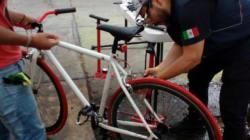 #SismoMx: Los ciclistas están muy movidos en