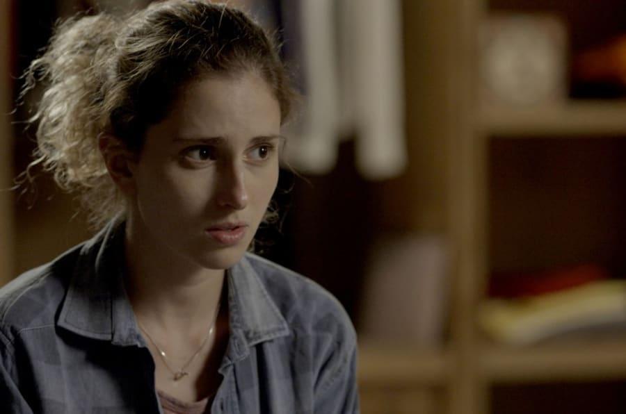 Carol Duarte, em cena de 'A Força do Querer', interpreta Ivana — que se tornará Ivan.